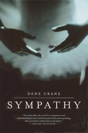 Cover of: Sympathy | Dede Crane