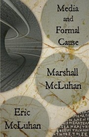 Cover of: Media And Formal Cause