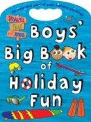 Cover of: Boys Book of Holiday Fun