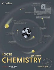 Cover of: Igcse Chemistry For Edexcel