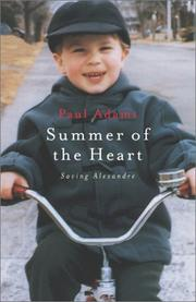 Cover of: Summer of the Heart