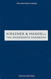 Cover of: The Wadsworth Handbook Documentation Update