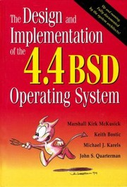 Cover of: The Design and Implementation of the 44BSD Operating System