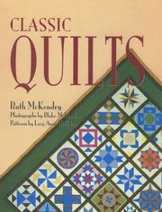 Cover of: Classic Quilts
