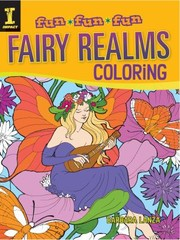 Cover of: Fairy Realms Coloring