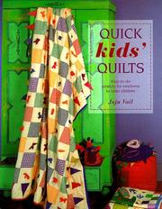 Cover of: Quick Kids