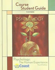 Cover of: Psychology Course Student Guide