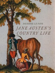 Cover of: Jane Austens Country Life