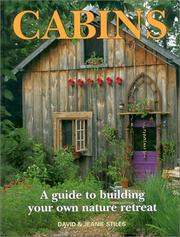 Cabins by David R. Stiles