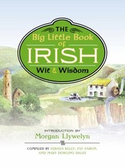 Cover of: The Big Little Book Of Irish Wit Wisdom