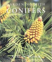 Cover of: Gardening with Conifers |