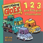 Cover of: 123 Beep Beep Beep A Counting Book