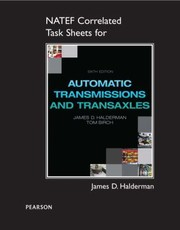 Cover of: Natef Correlated Task Sheets For Automatic Transmissions And Transaxles