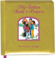 Cover of: My Golden Book of Prayers
