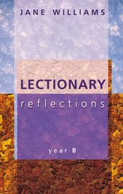 Cover of: Lectionary Reflections Year B