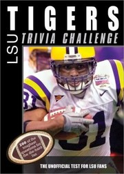 Cover of: Lsu Tigers