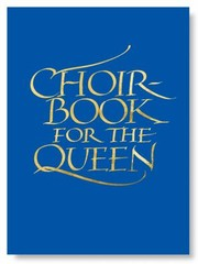 Cover of: Choirbook For The Queen