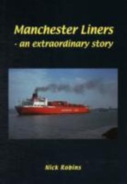 Cover of: Manchester Liners An Extraordinary Story