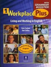 Cover of: Workplace Plus 1 with Grammar Booster Hospitality Job Pack