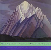 Cover of: Group of Seven in Western Canada