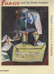 Cover of: Picasso And The Great Painters
