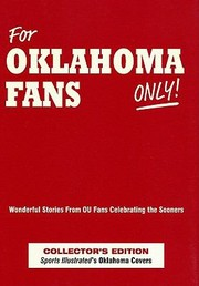 Cover of: For Oklahoma Fans Only