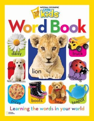 Word Book Learning The Words In Your World by