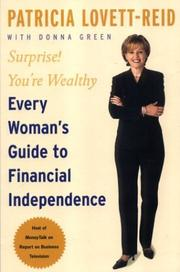 Cover of: Surprise! You're Wealthy