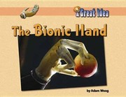 Cover of: The Bionic Hand