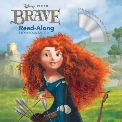 Brave Readalong Storybook And Cd