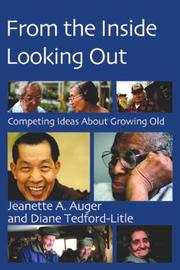 Cover of: From the inside looking out | Jeanette A. Auger