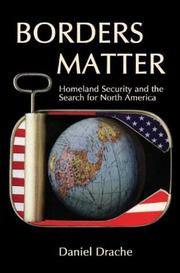 Cover of: Borders matter