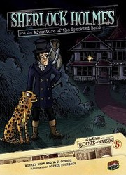 Cover of: Sherlock Holmes and the Adventure of the Speckled Band