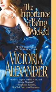Cover of: The Importance Of Being Wicked