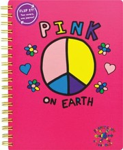 Cover of: Planet Color By Todd Parr Jumbo Journal Pink On Earth