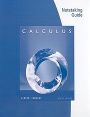 Cover of: Notetaking Guide Calculus
