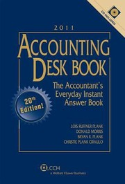 Cover of: Accounting Desk Book 2011