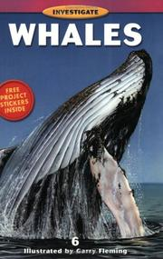 Cover of: Whales | Whitecap Books