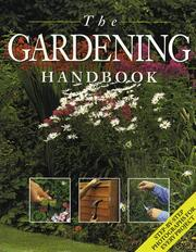 Cover of: The Gardening Handbook | Peter McHoy