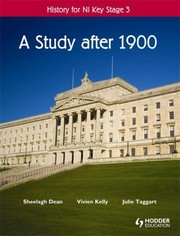 Cover of: History For Ni Key Stage 3