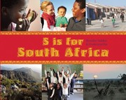 Cover of: S Is For South Africa