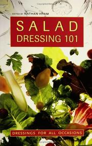 Cover of: Salad Dressings 101