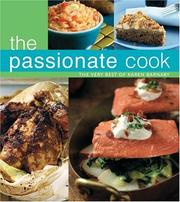 Cover of: The Passionate Cook