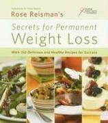 Cover of: Rose Reisman's Secrets for Permanent Weight Loss