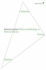 Cover of: Politics and Ideology in Marxist Theory