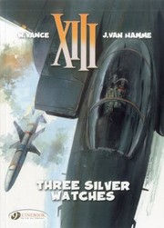 Cover of: Three Silver Watches