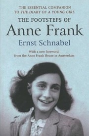 Cover of: The Footsteps Of Anne Frank