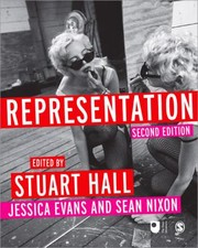 Cover of: Representation Culture Representation And Signifying Practice