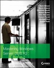 Cover of: Mastering Windows Server 2012 R2