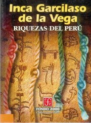 Cover of: Riquezas Del Per